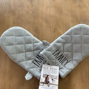 RD oven mitts FAMILY 2pk mini mitts